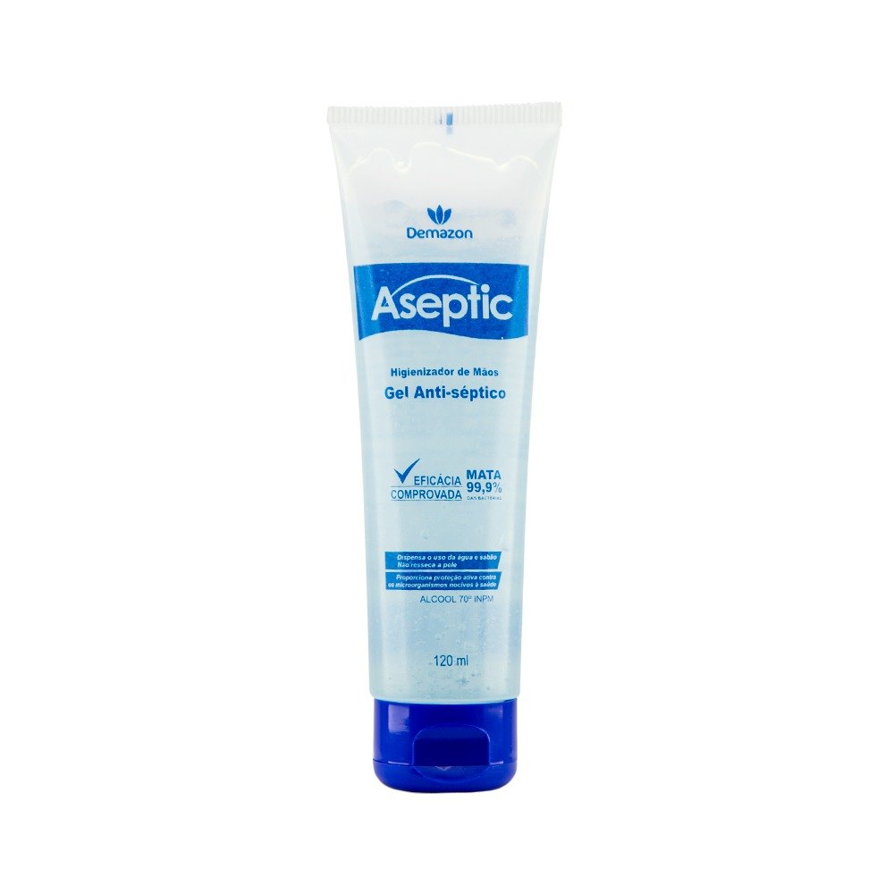 ALCOOL GEL (Anti-séptico)